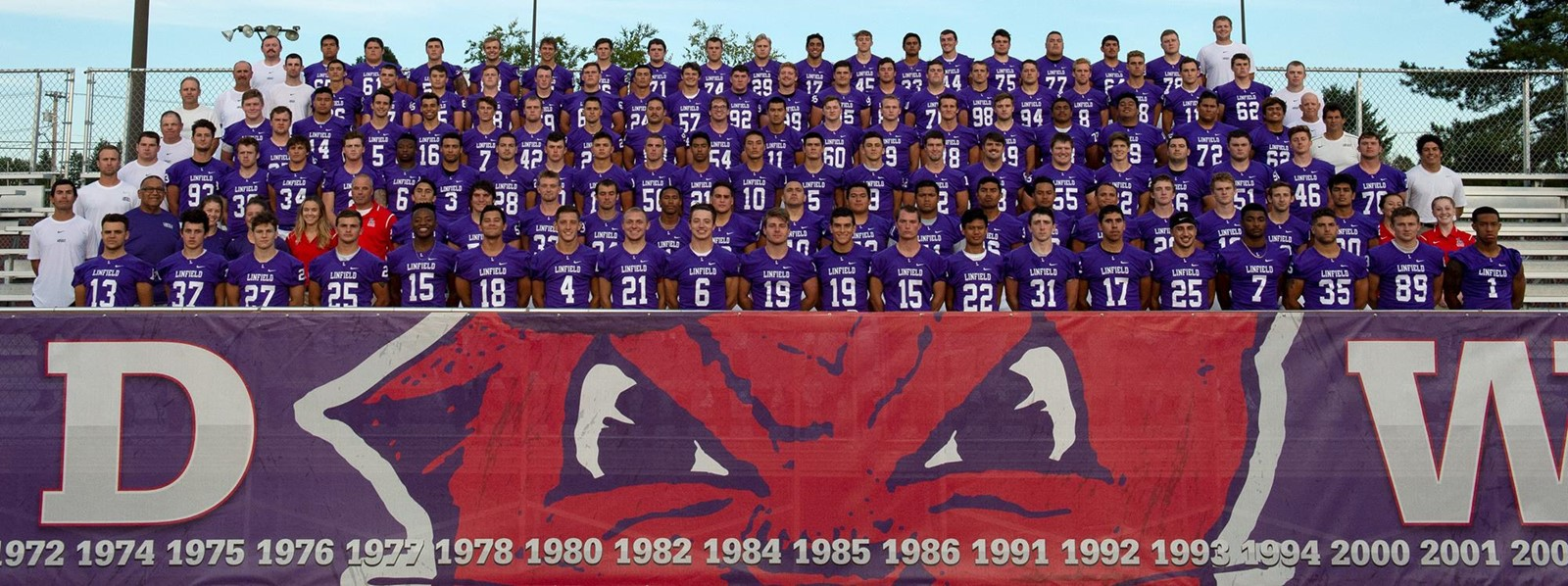 2018 Football Roster Linfield College Athletics